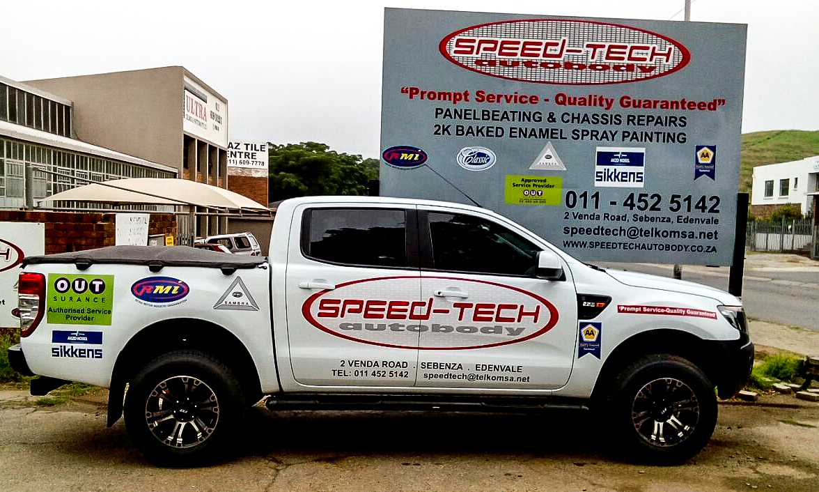 Speedtech Autobody