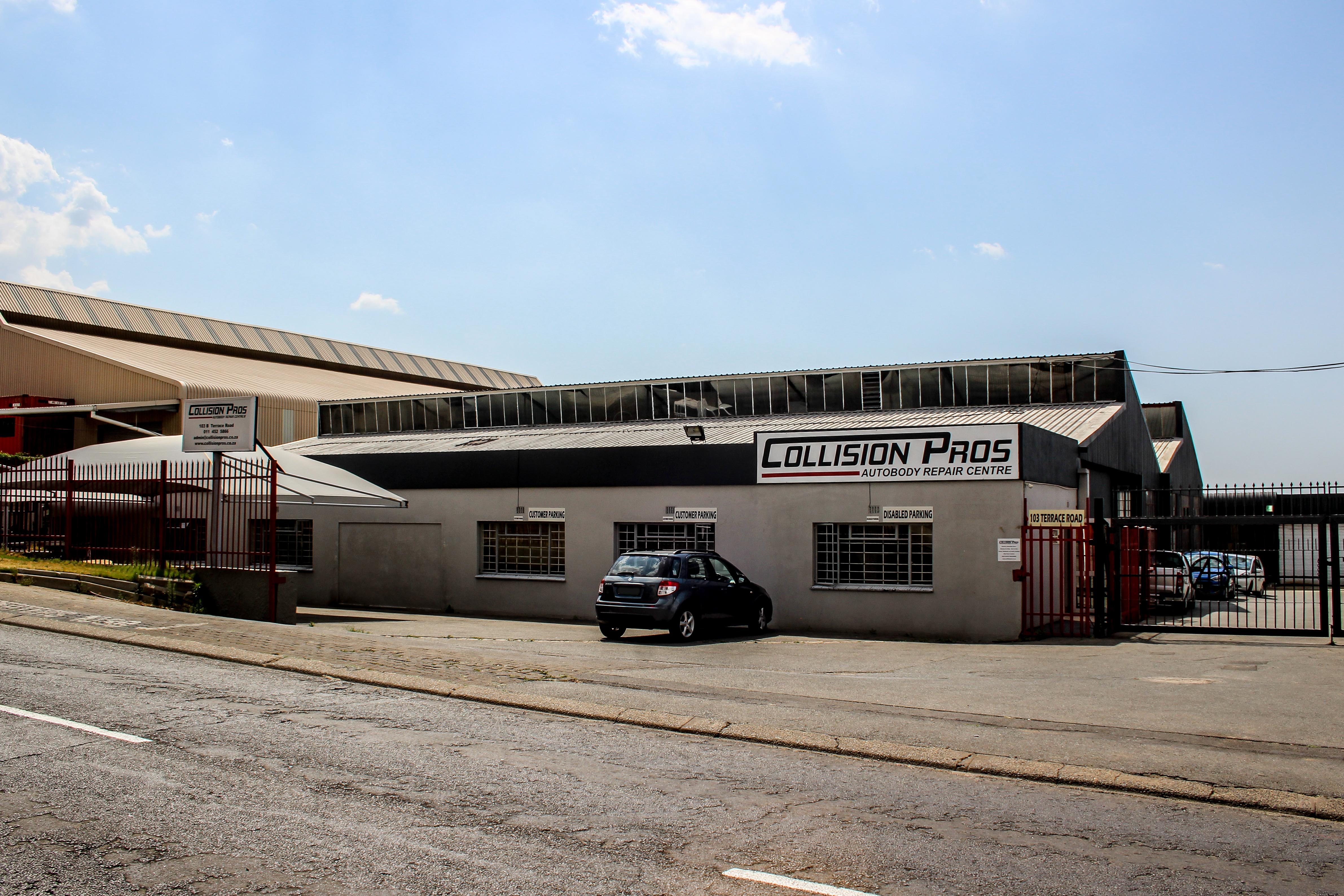 Collision Pros Auto Body Repair Centre