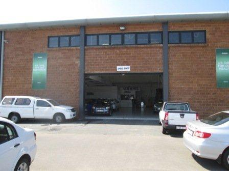Imperial Autobody Durban Speedshop