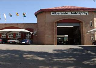 Alberante Autospray -closed down