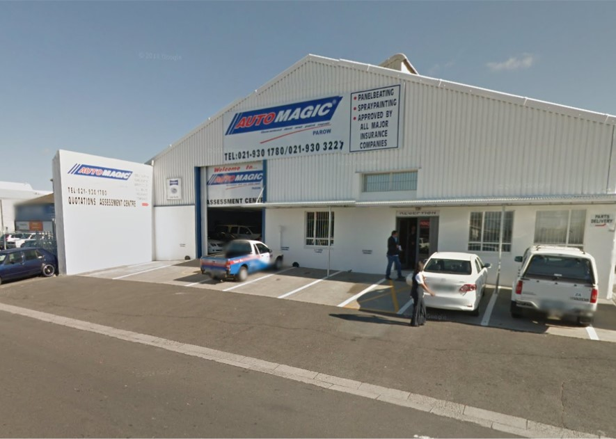 Auto Magic Parow