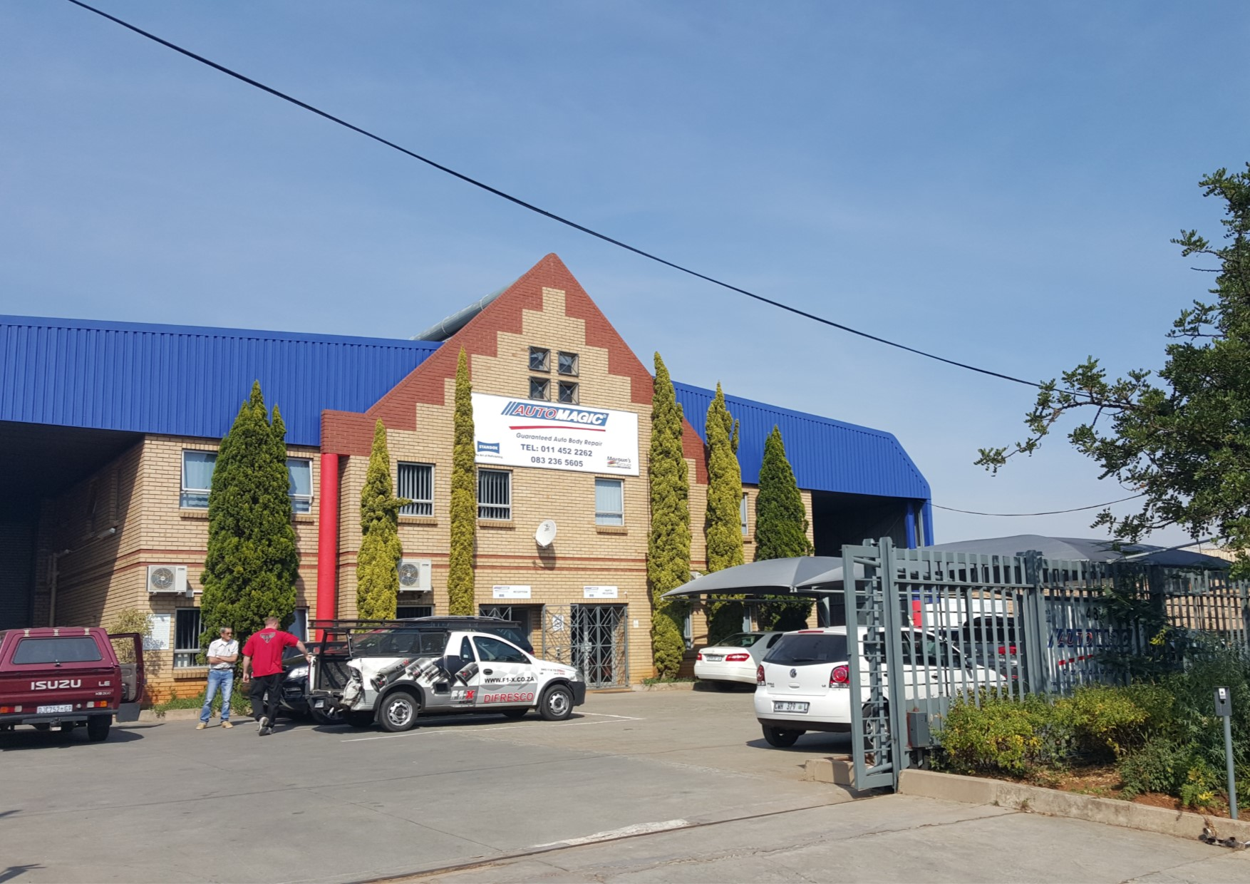 Auto Magic Edenvale - Franchise closed