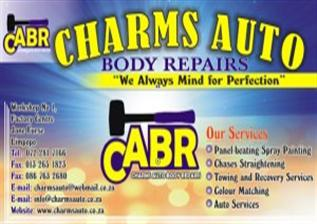 Charms Auto Body Repairs