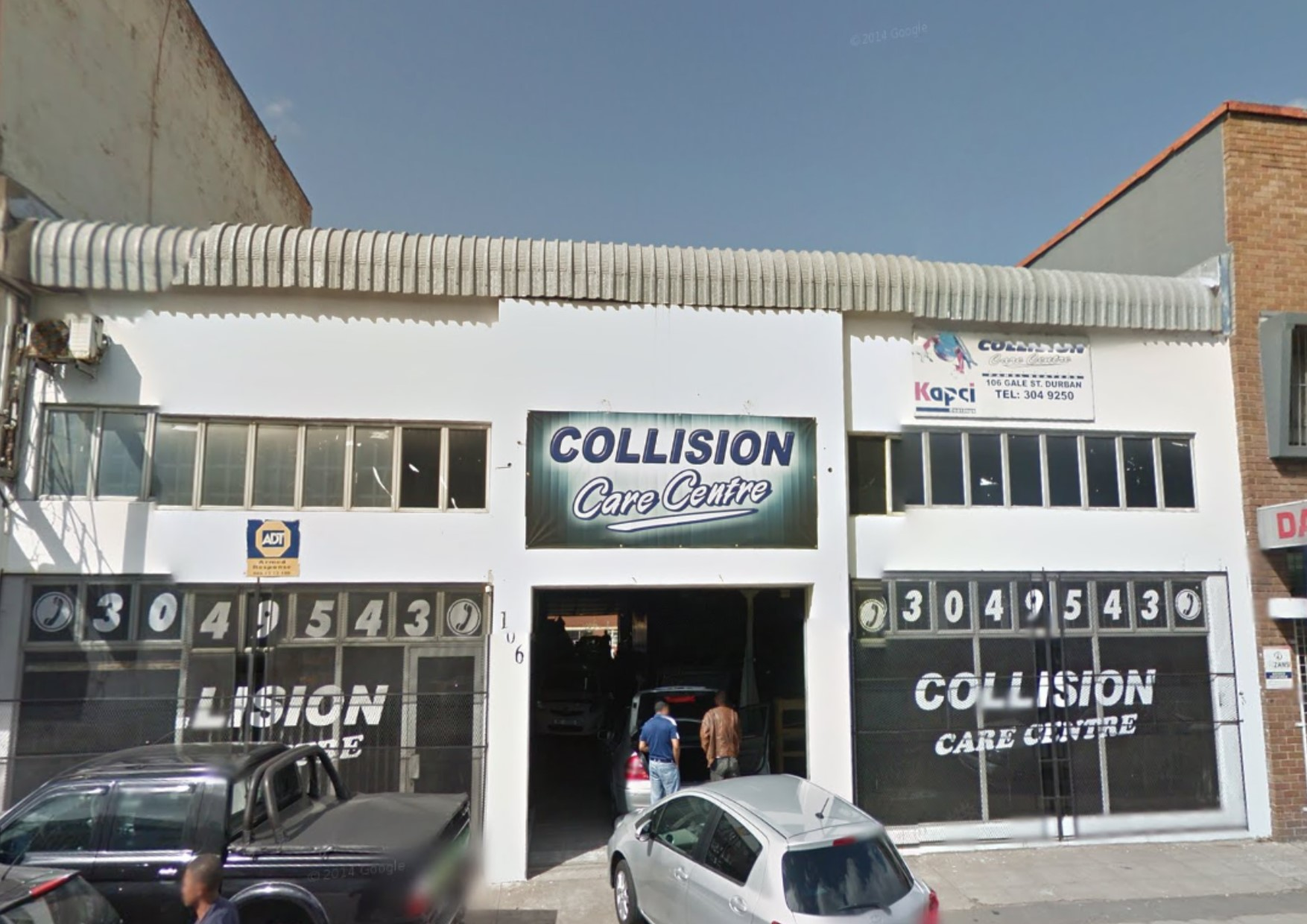 Collision Care Centre Panelbeaters