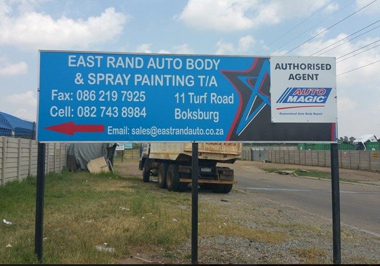 East Rand Auto Body & Spray Painting