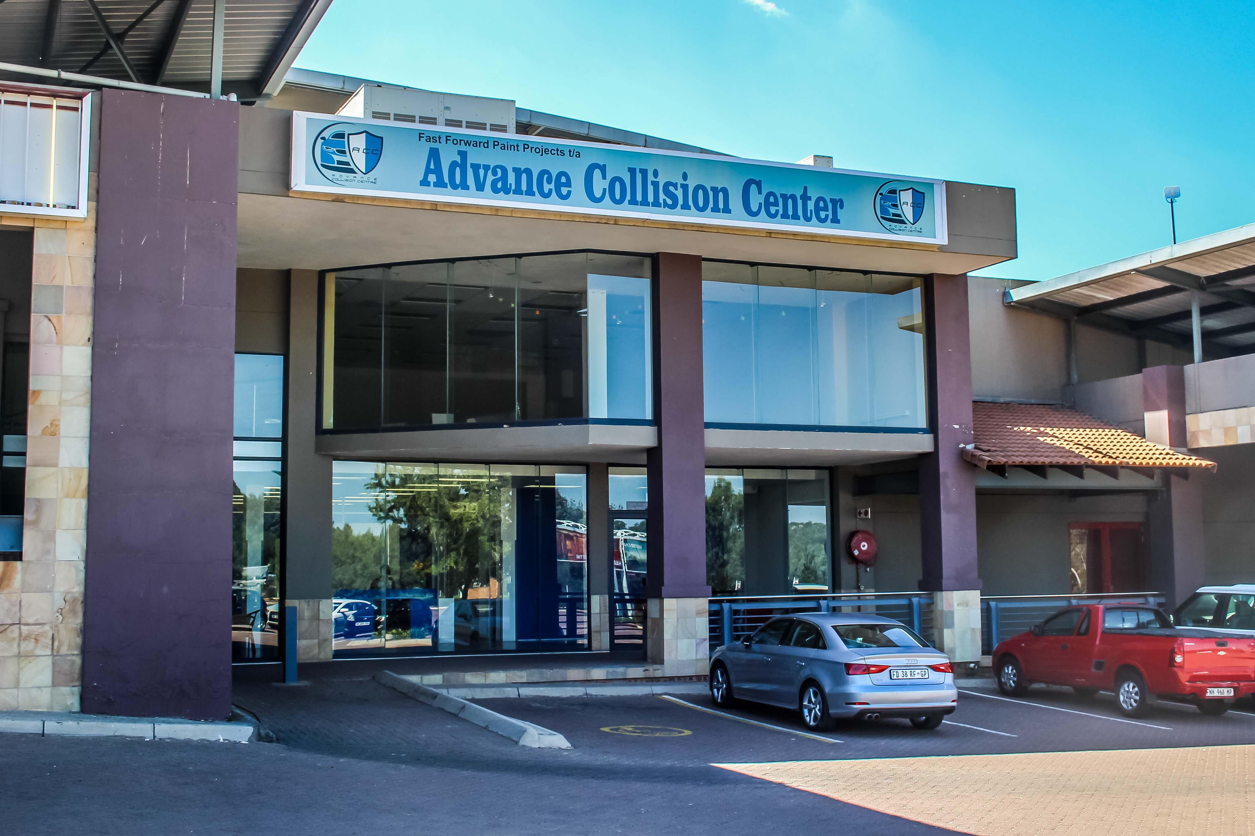 Advanced Collision Centre