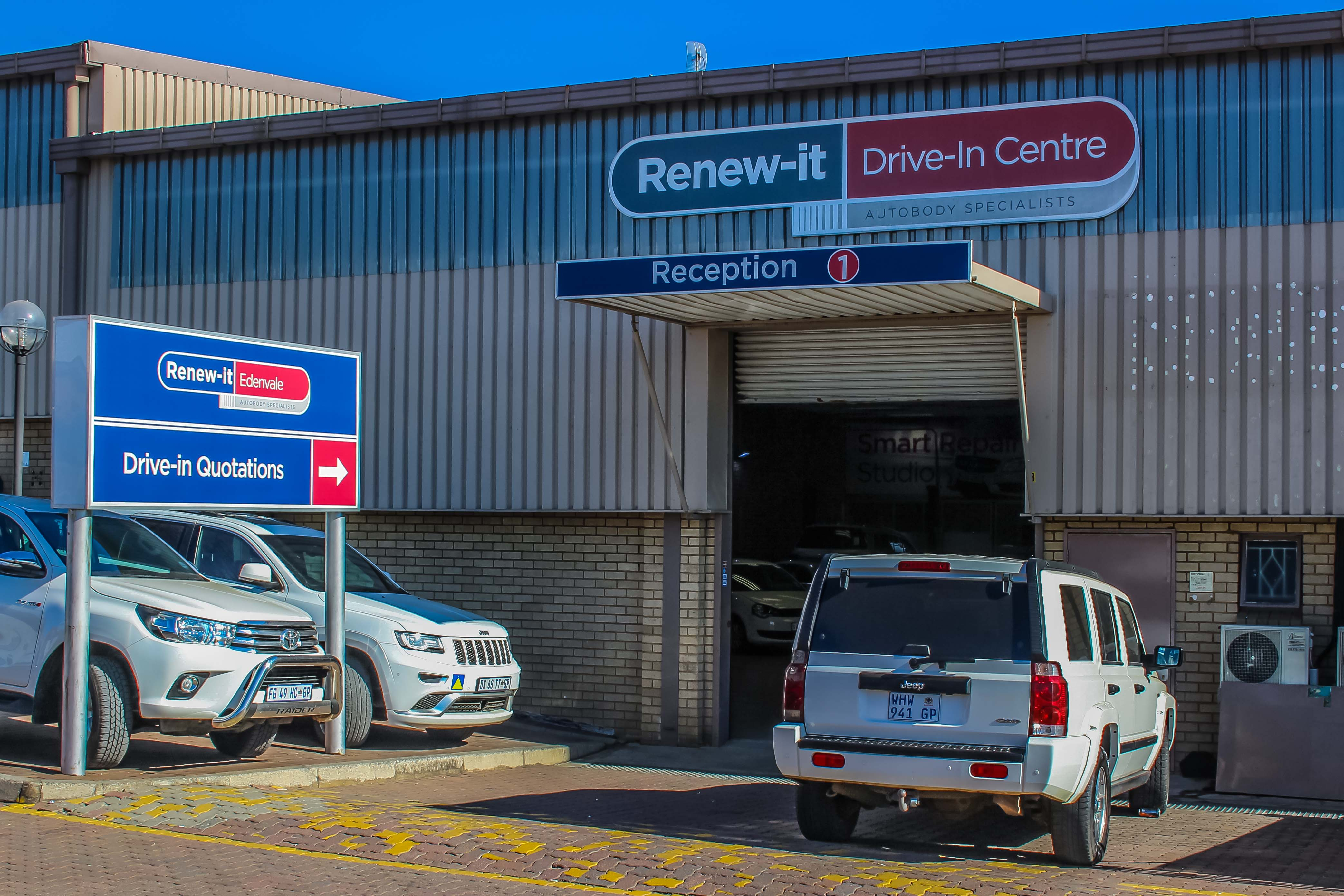 Renew-It Drive-In Centre Edenvale