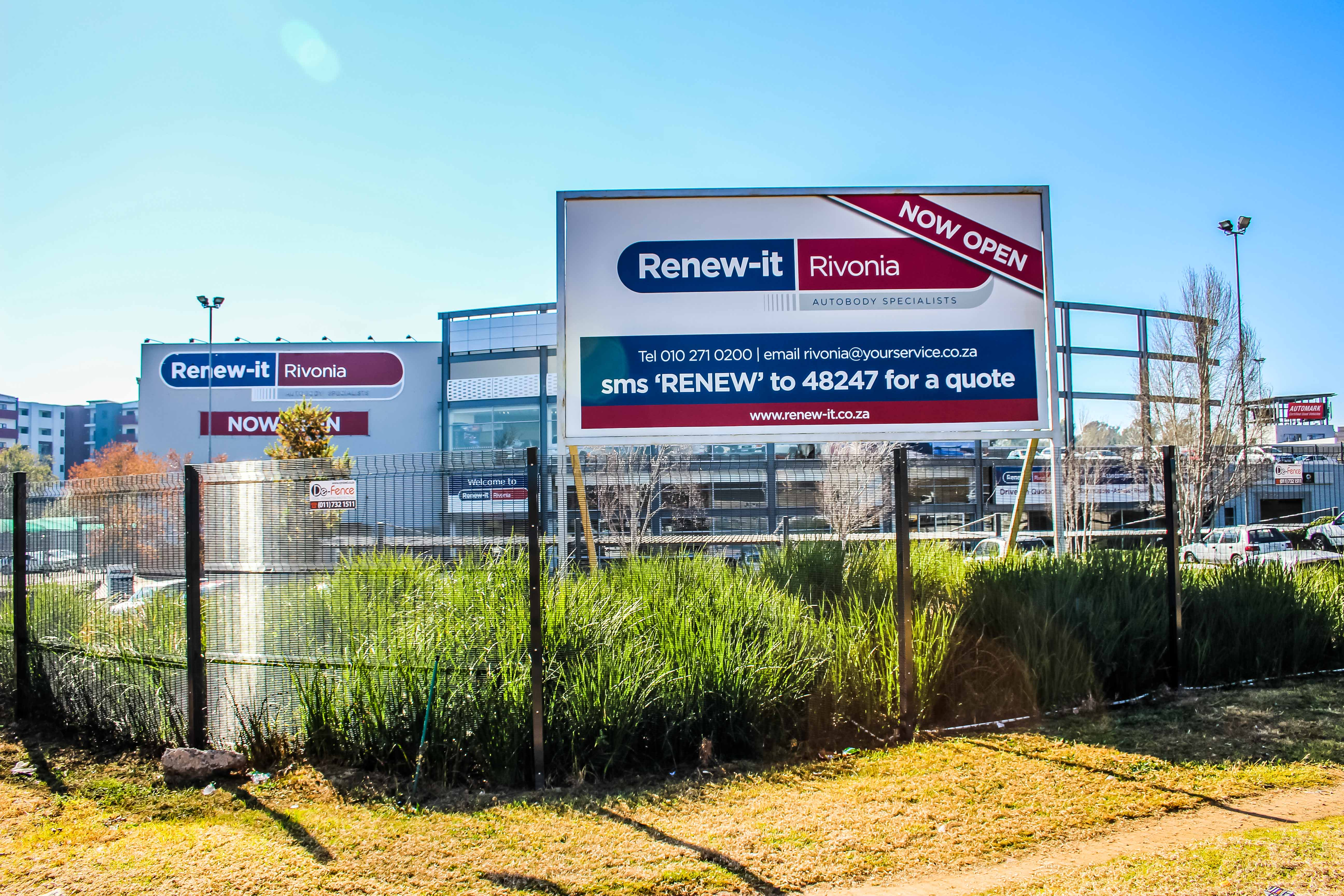 Renew-It Rivonia