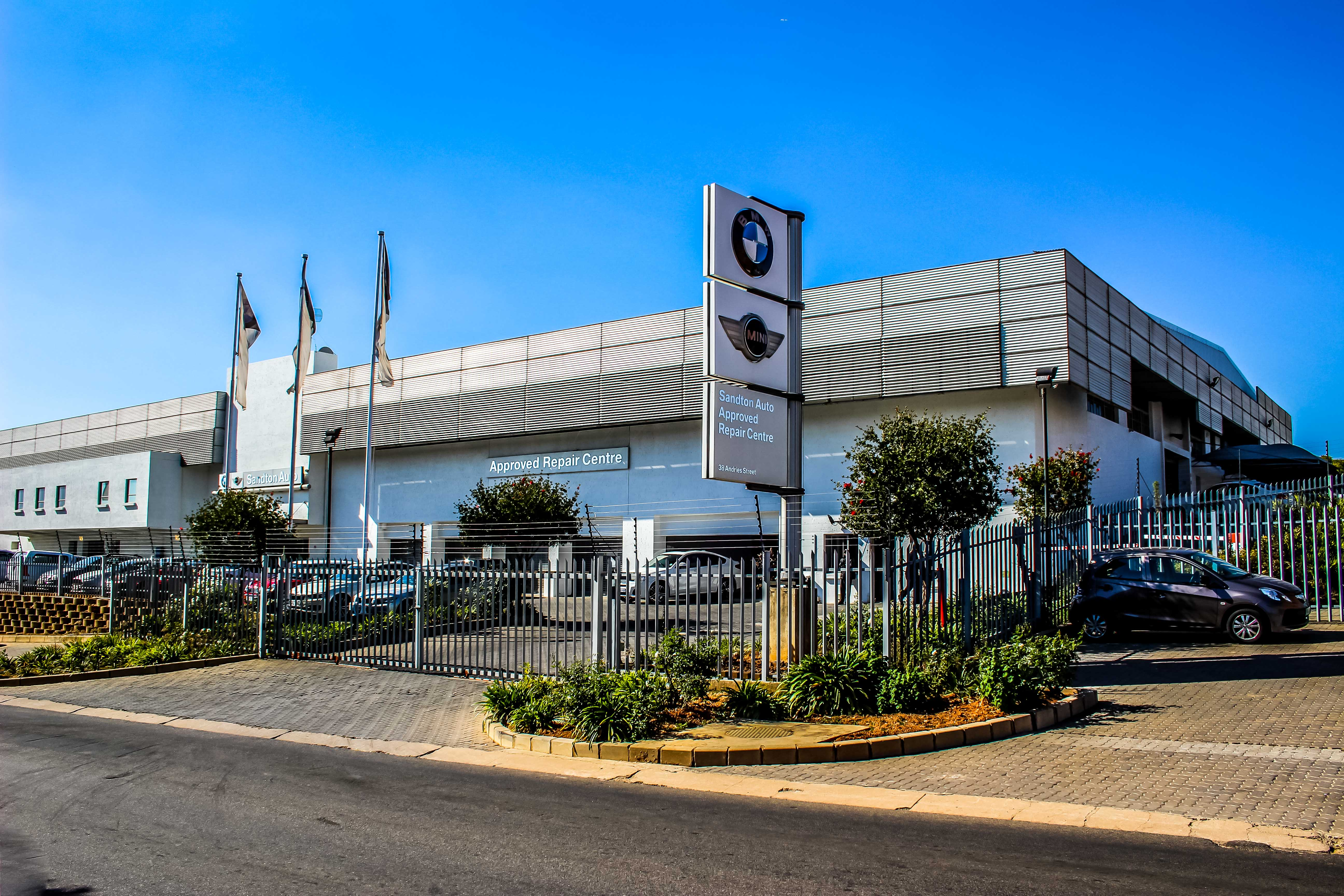 BMW Sandton Approved Repair Centre