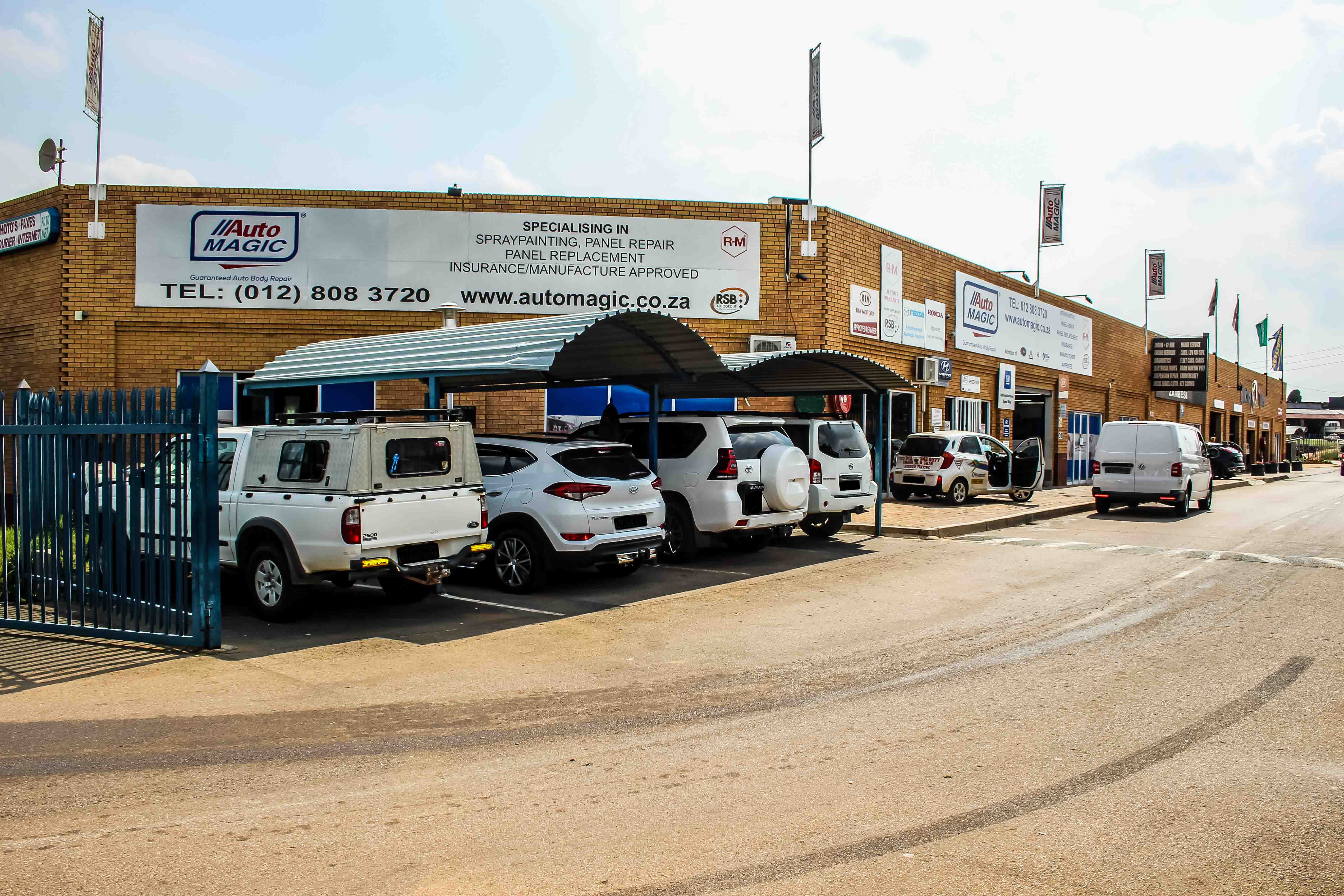 Volvo Car Repairs Cape Town