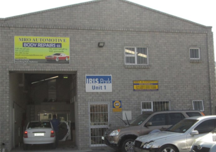 MRO Automotive Body Repairs