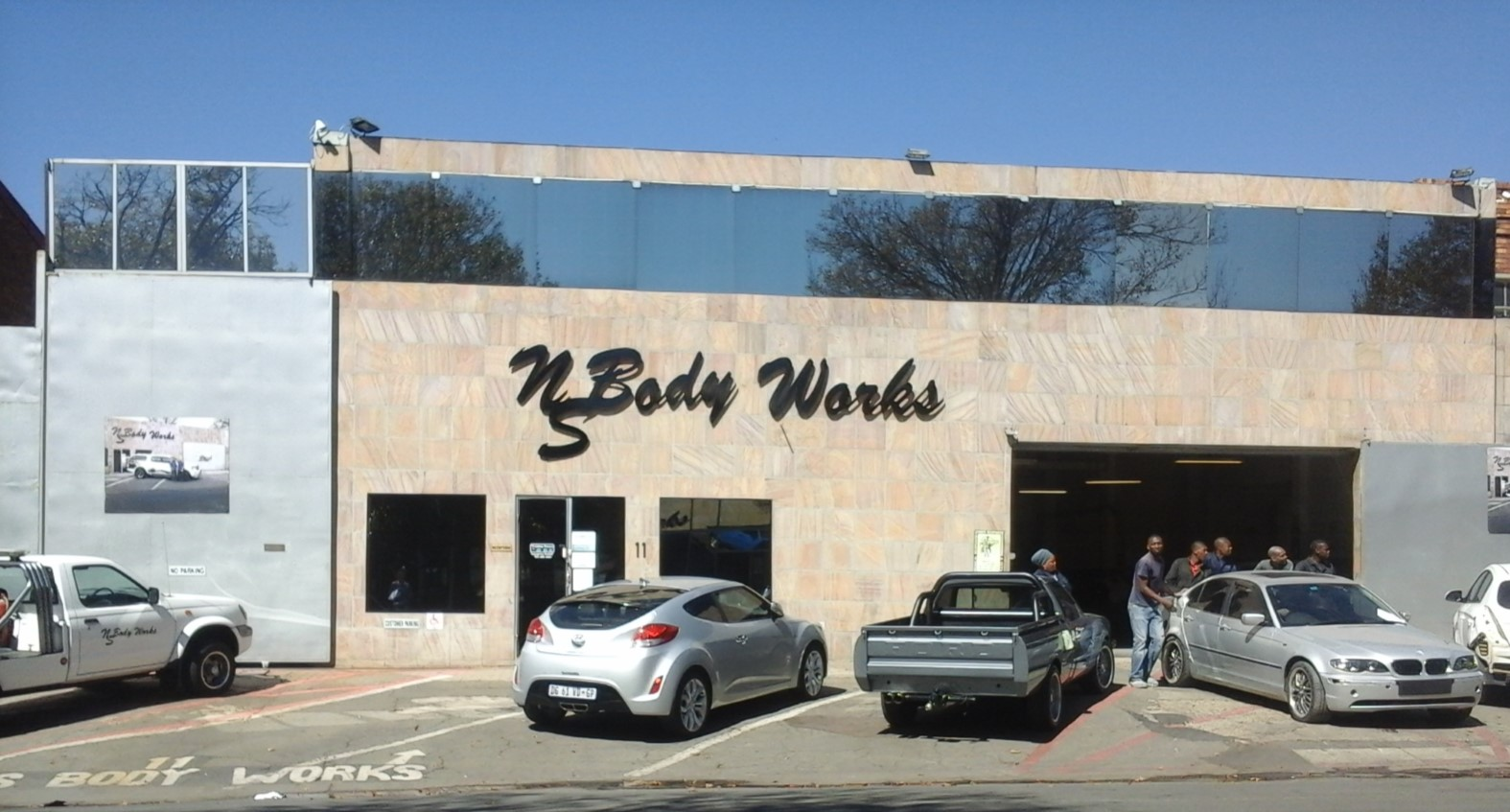 N&S Body Works