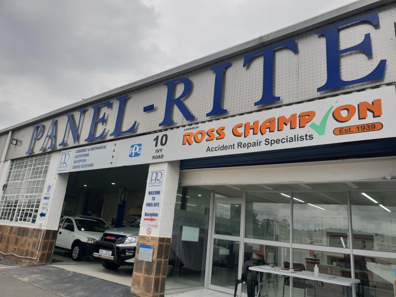 Panel-Rite Autobody Repair Centre