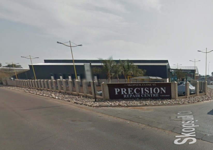 Precision Repair Centre