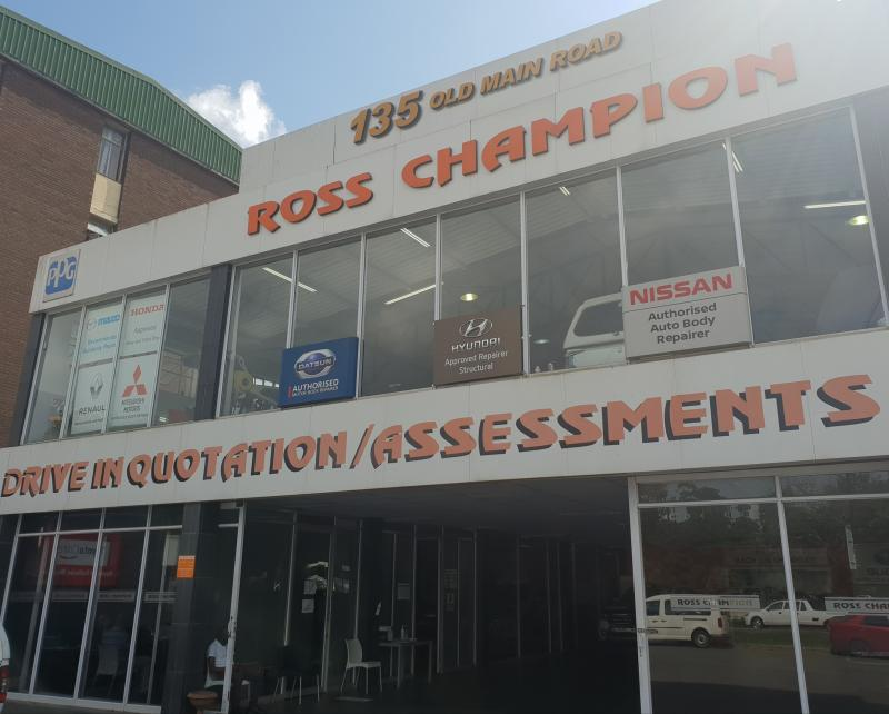Ross Champion Pinetown