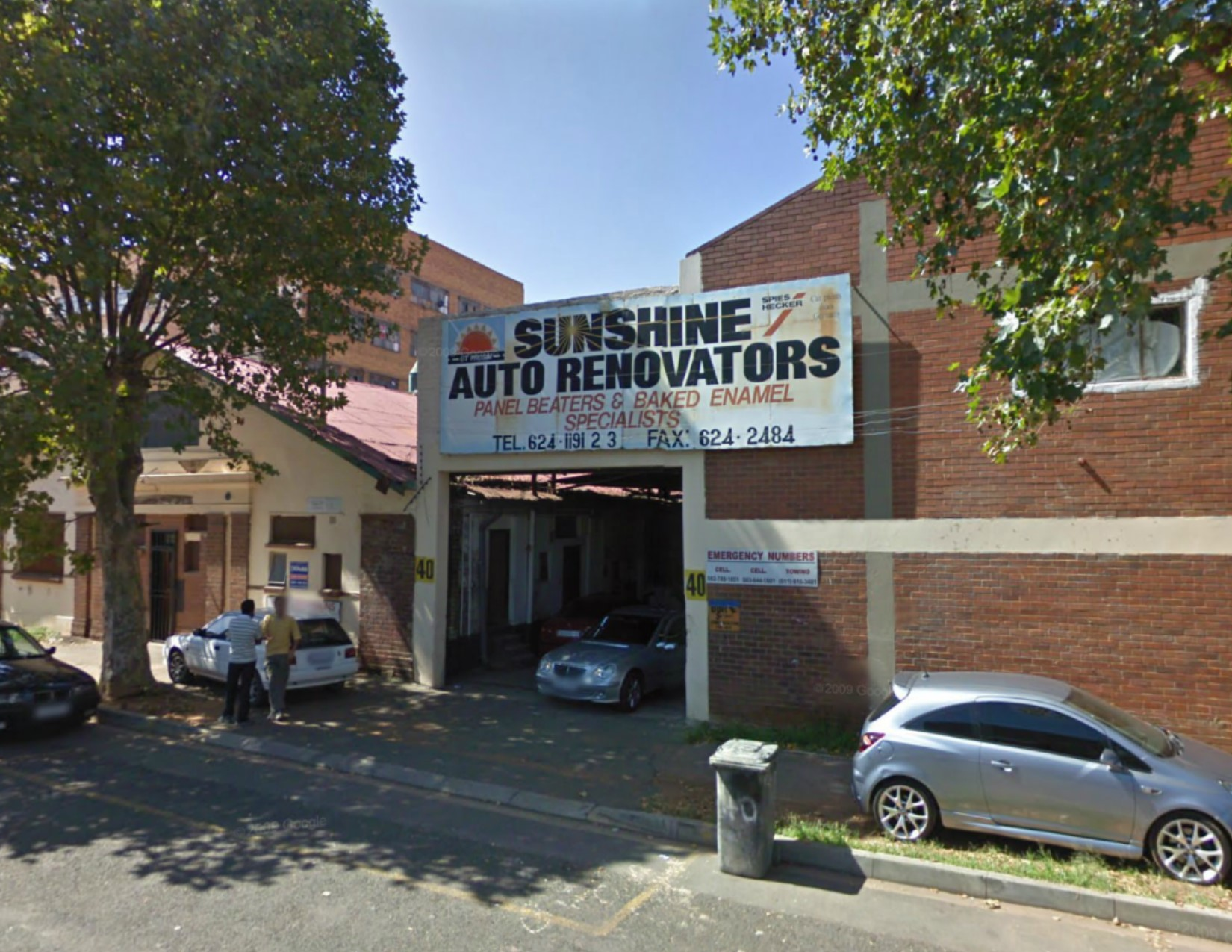 Sunshine Auto Renovators