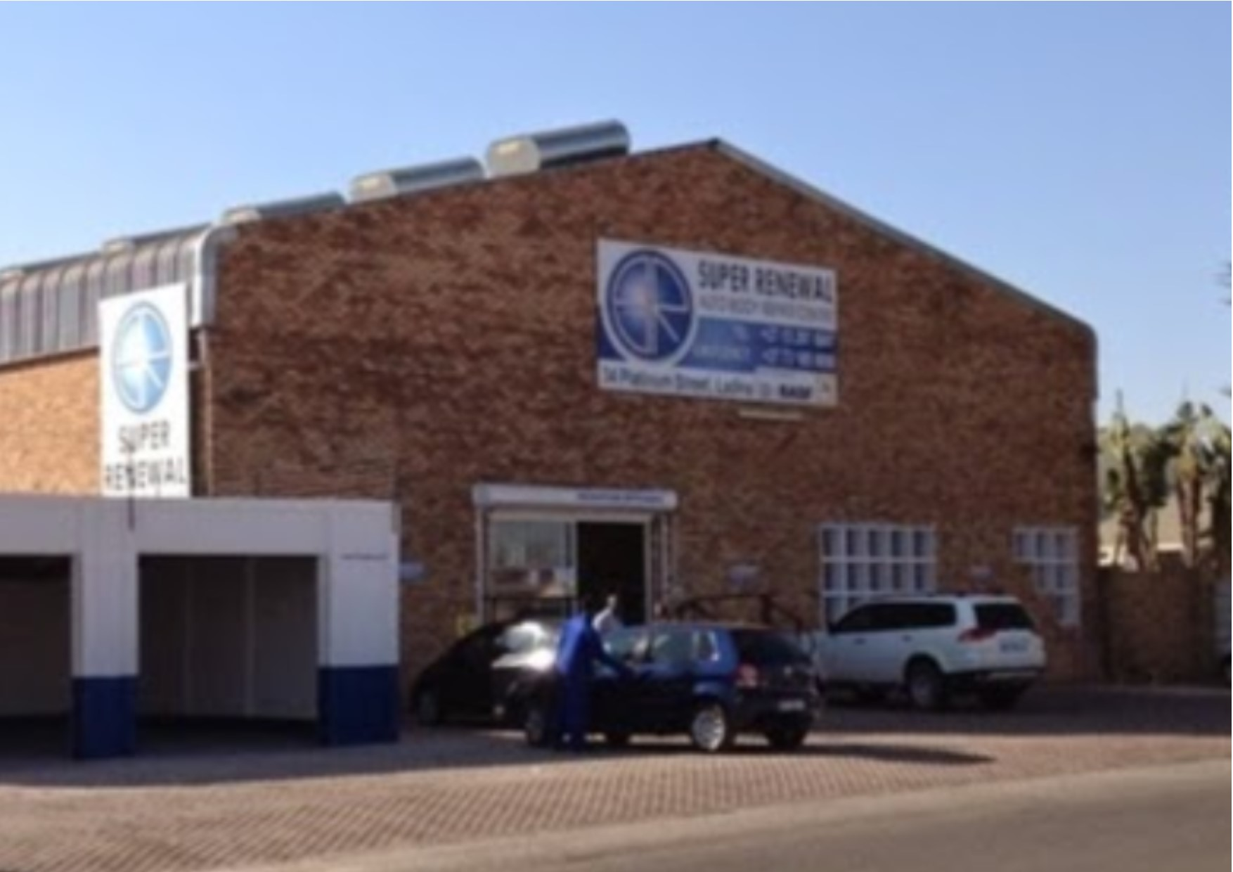 Super Renewal Auto Body Repair Centre