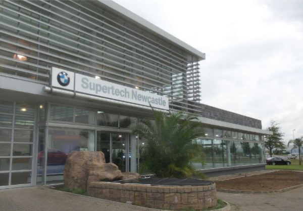 Supertech Newcastle  Auto Repair Centre - BMW Panelbeaters