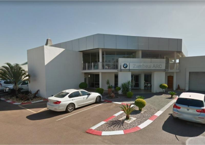 Zambesi  Auto Accident Repair Centre