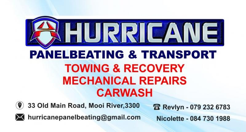 Hurricane Towing & Panelbeating Services