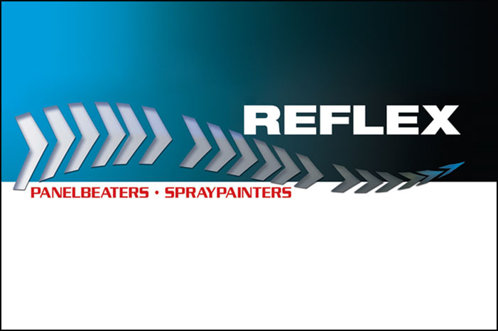 Logo of Reflex Panelbeaters & Spray