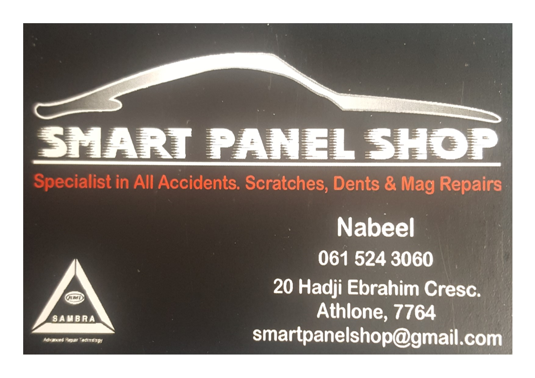 Logo of Smart Panel Shop