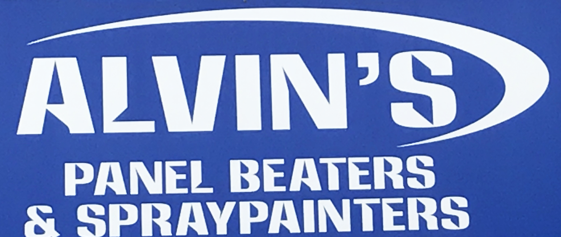 Logo of Alvin's Panel Beaters & Spraypainters