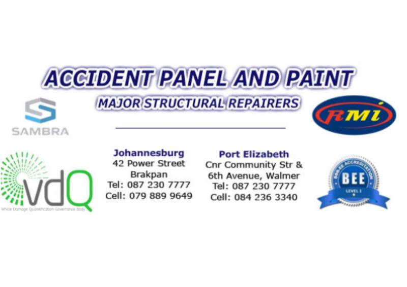 Logo of Accident Panel And Paint - Brakpan
