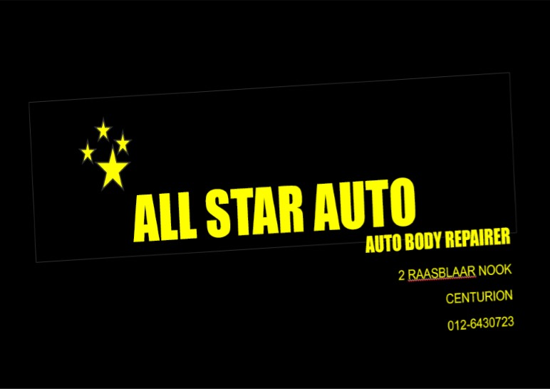 Logo of All Star Autobody