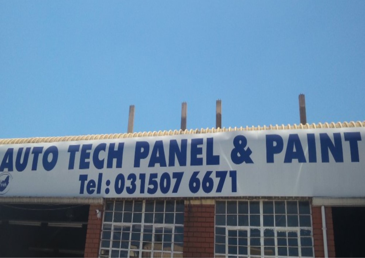 Logo of Auto Tech Panel and Paint