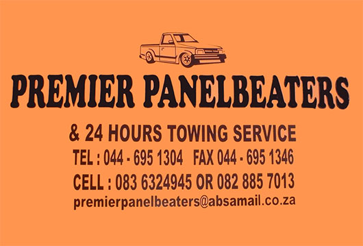 Logo of Premier Panelbeaters and Towing