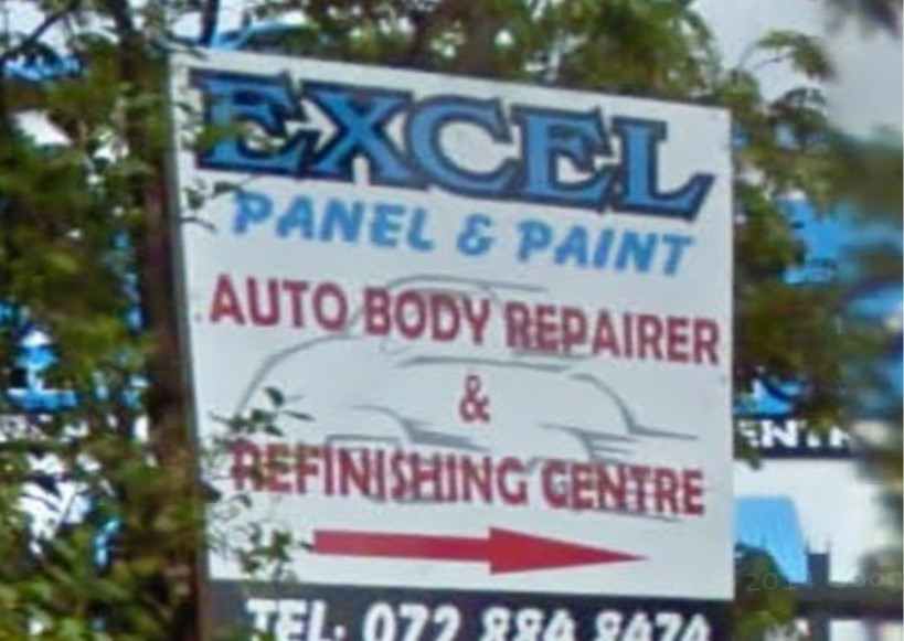 Logo of Excel Panel & Paint
