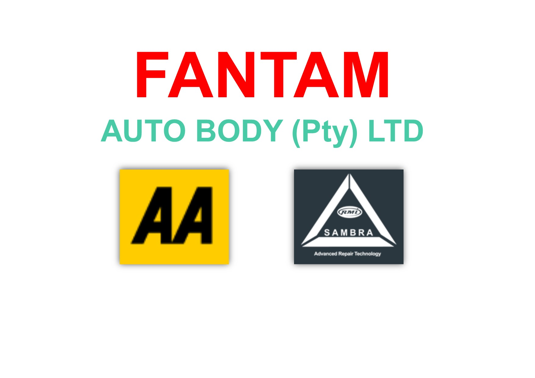 Logo of Fantam Auto Body