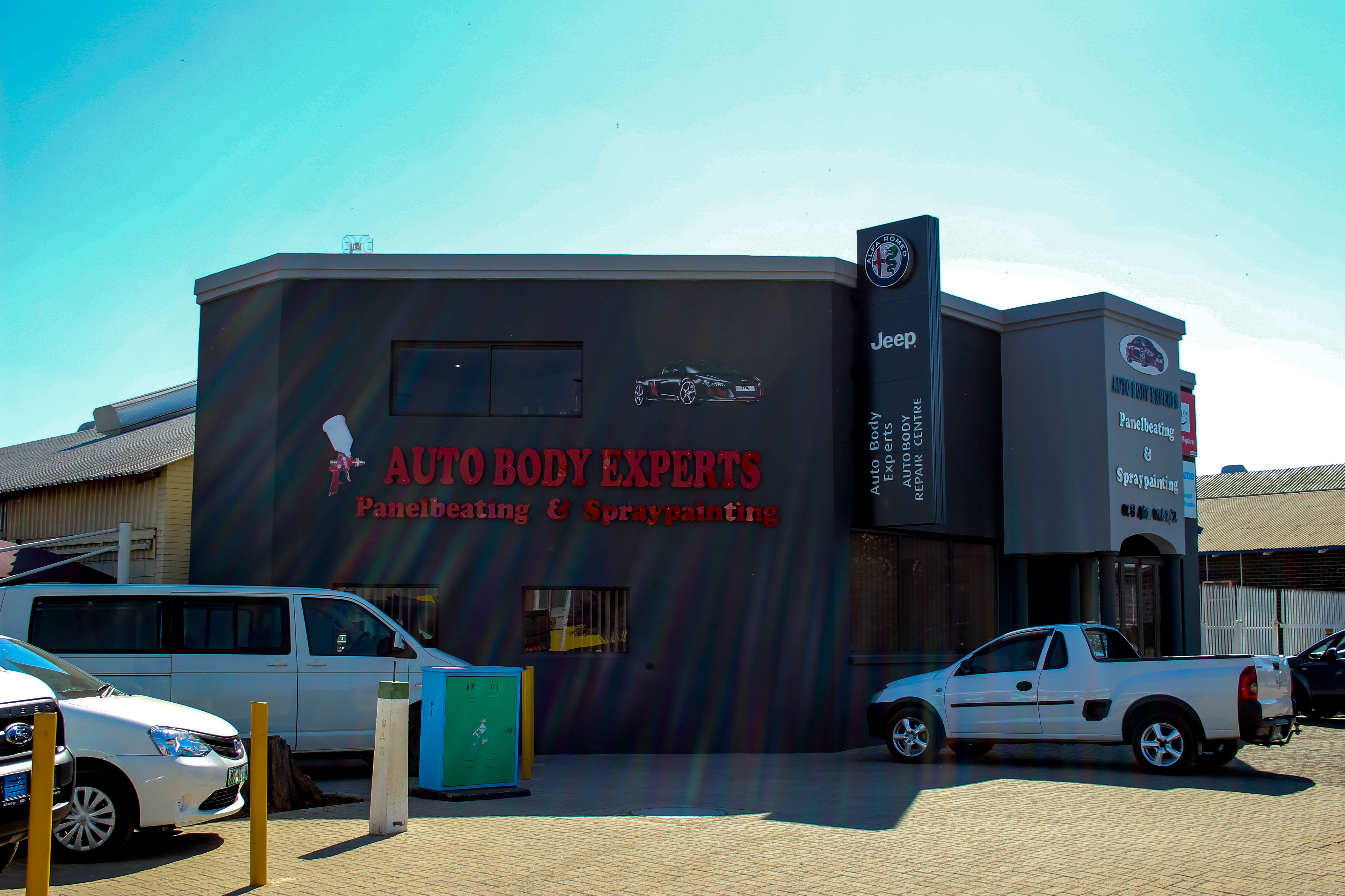 Logo of Auto Body Experts