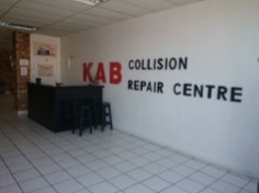 Logo of KAB Collision Repair Centre
