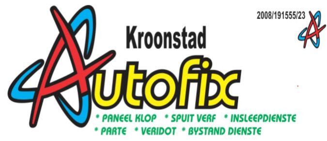 Kroonstad Autofix Panel Beater Directory