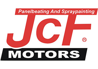 Logo of JCF Motors & Panelbeaters