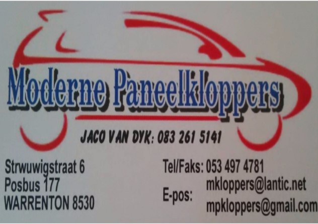 Logo of Moderne Paneelkloppers Warrenton