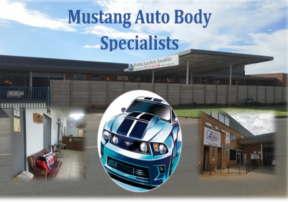 Logo of Mustang Auto Body Specialists