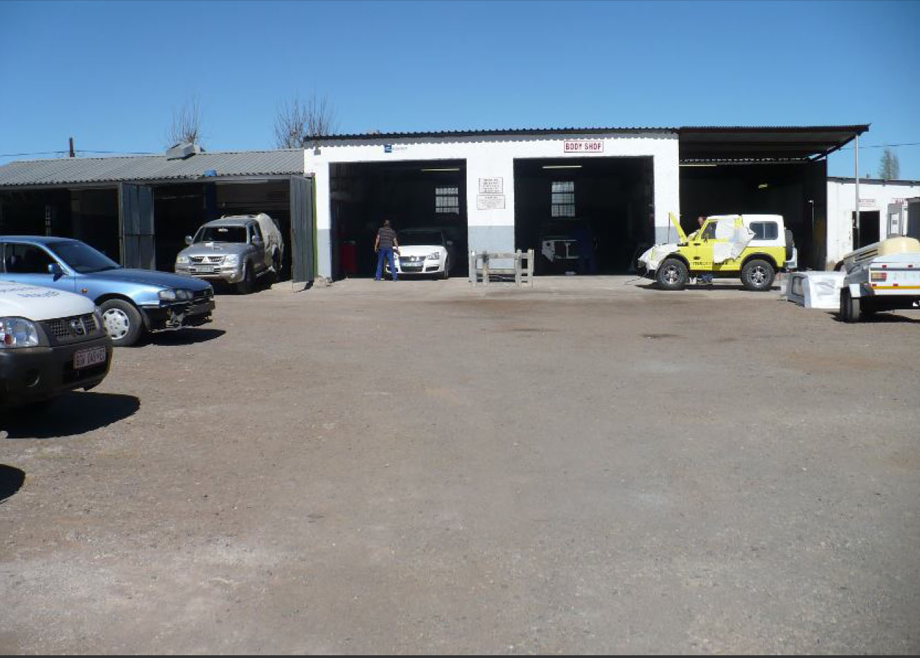 Logo of Auto Body Repairs Queenstown