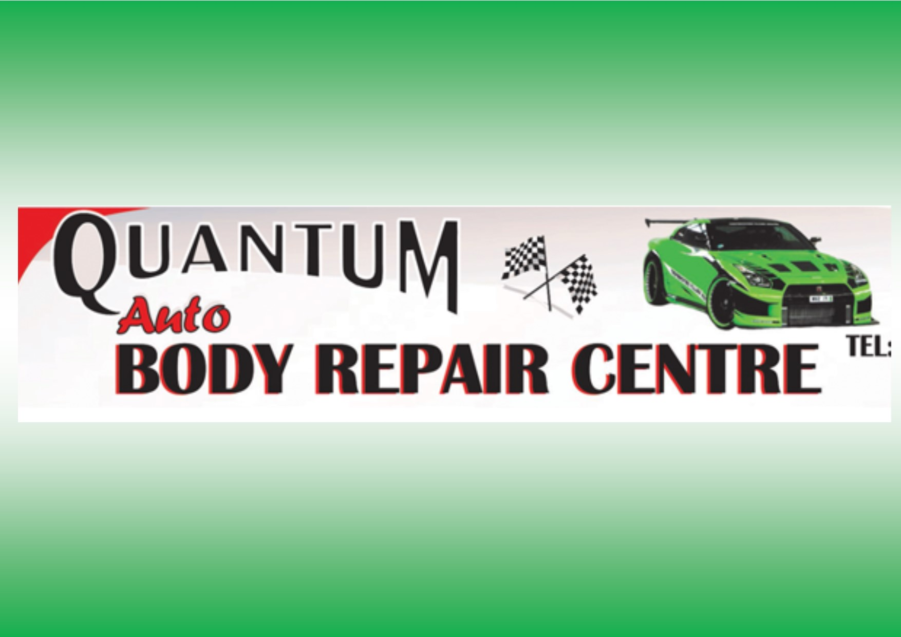 Logo of Quantum Auto Body Repair Centre