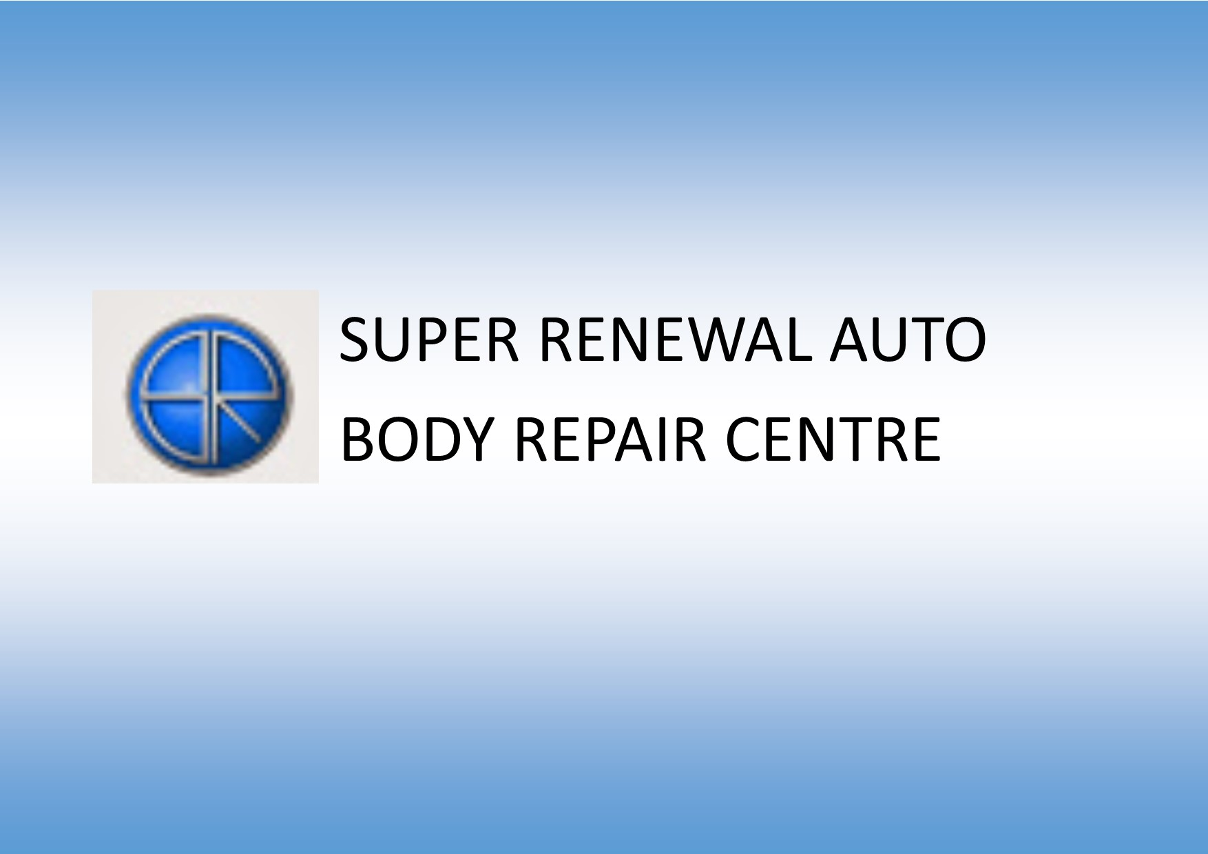 Logo of Super Renewal Auto Body Repair Centre