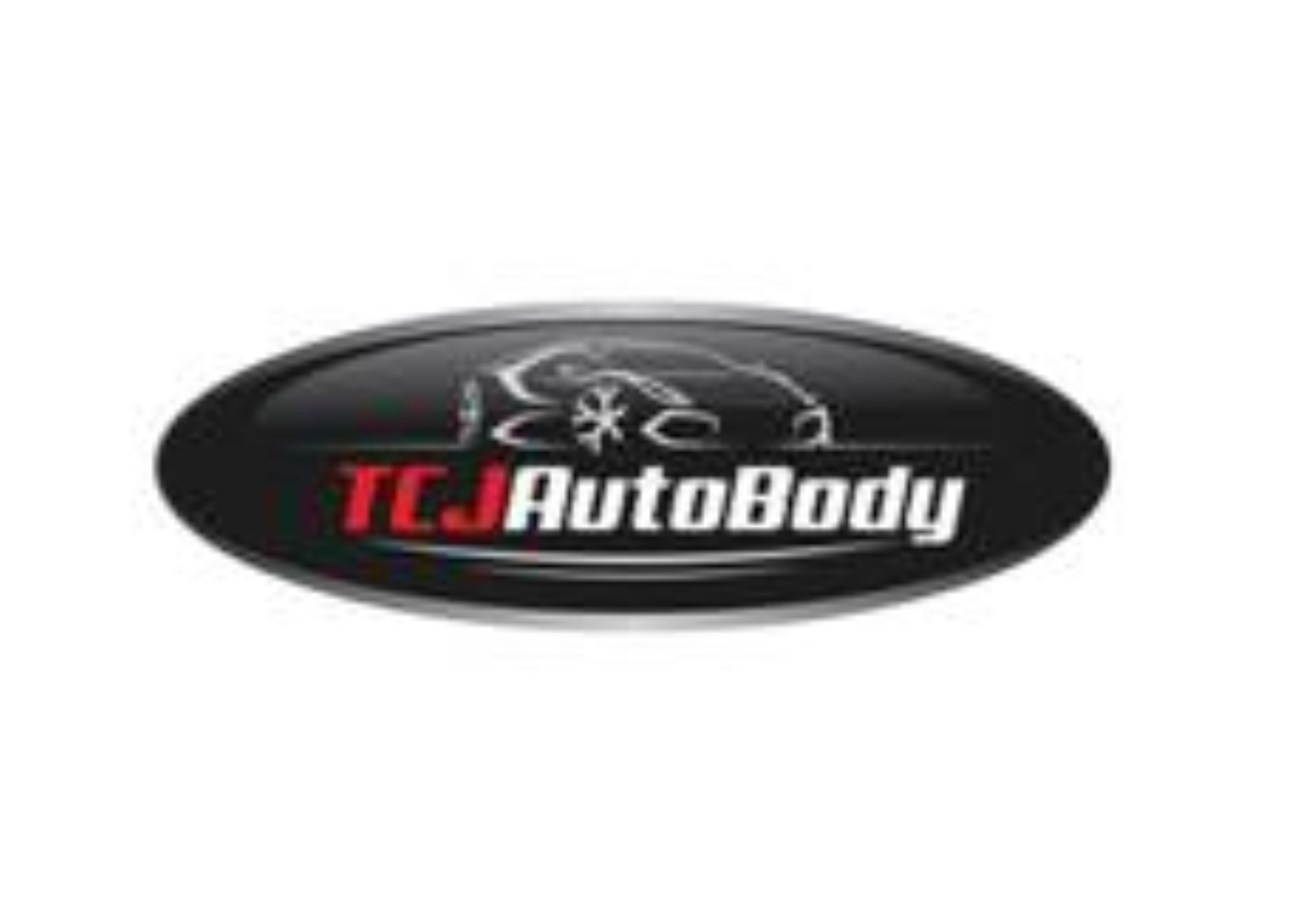 Logo of TCJ Auto Body