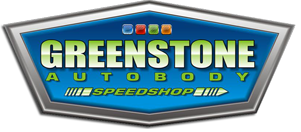 Logo of Greenstone Autobody