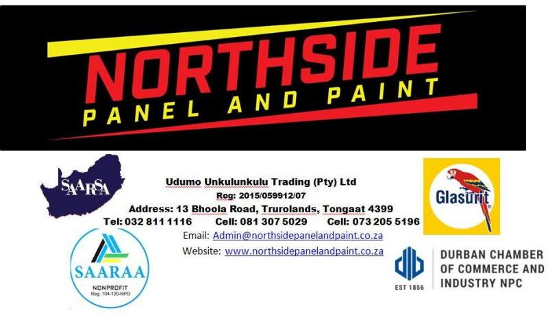 Logo of Northside Panel and Paint