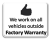 All Vehicles Outside Factory Warranty