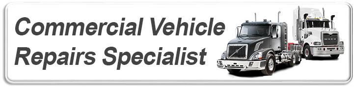 Commercial Vehicle Repair Specialist