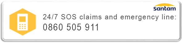 24/7 SOS claims and emergency line: