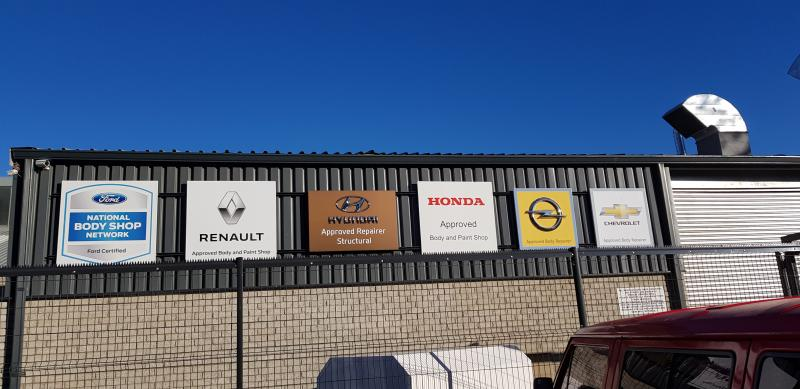 H&S Panelbeating Centre, Paarl, Western Cape,SA