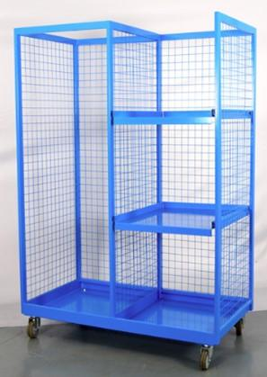 Aer-o-cure Mobile parts storage Cage - Small